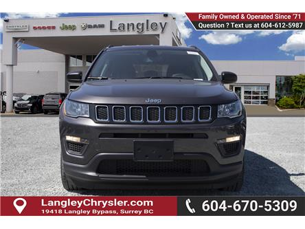 2019 Jeep Compass Sport (Stk: K819525) in Surrey - Image 2 of 24