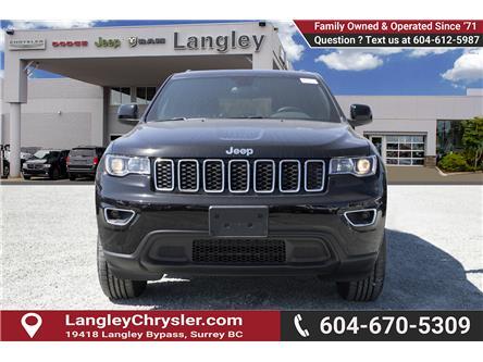 2019 Jeep Grand Cherokee Laredo (Stk: K846558) in Surrey - Image 2 of 23