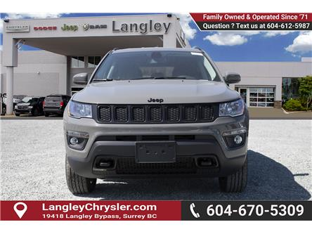 2019 Jeep Compass Sport (Stk: K806128) in Surrey - Image 2 of 22