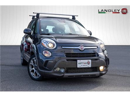 2015 Fiat 500L Trekking (Stk: LF3871) in Surrey - Image 1 of 22