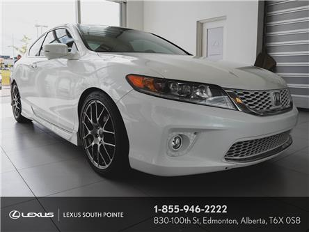 2014 Honda Accord EX-L-NAVI V6 (Stk: L900722B) in Edmonton - Image 1 of 22