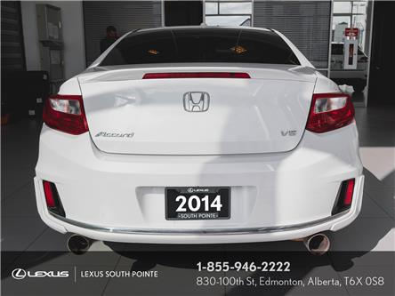 2014 Honda Accord EX-L-NAVI V6 (Stk: L900722B) in Edmonton - Image 2 of 22