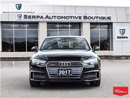 2017 Audi A4 2.0T Progressiv (Stk: P1311) in Aurora - Image 2 of 30