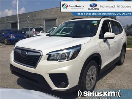 2019 Subaru Forester Convenience CVT (Stk: 32795) in RICHMOND HILL - Image 1 of 20