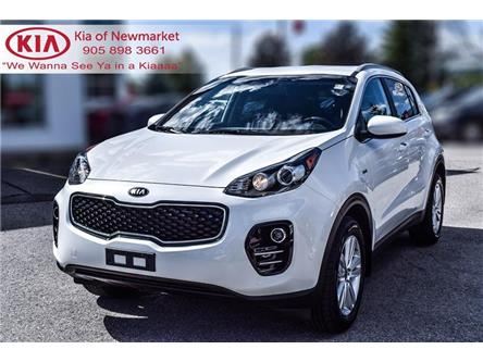 2019 Kia Sportage LX (Stk: P0962) in Newmarket - Image 1 of 21