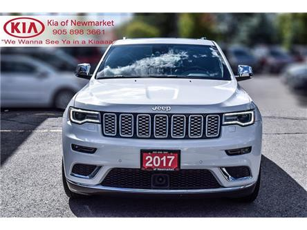 2017 Jeep Grand Cherokee Summit (Stk: P0968) in Newmarket - Image 2 of 22