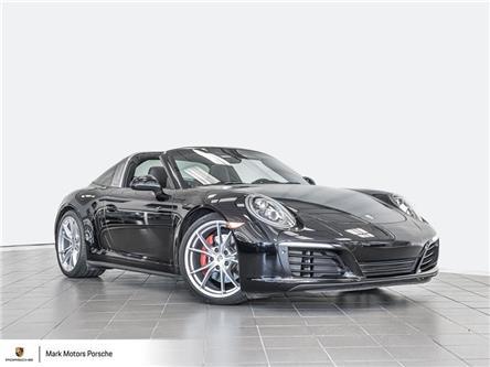 2018 Porsche 911 Targa 4S (Stk: 62584) in Ottawa - Image 1 of 21