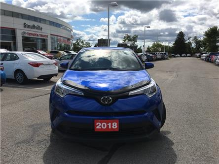 2018 Toyota C-HR XLE (Stk: 190919A) in Whitchurch-Stouffville - Image 2 of 12