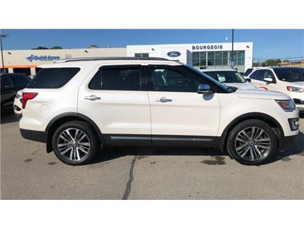2017 Ford Explorer Platinum (Stk: 19T54A) in Midland - Image 2 of 24