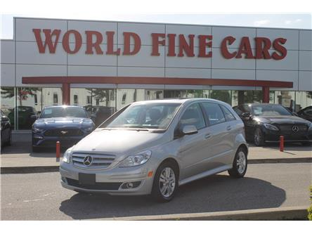 2008 Mercedes-Benz B-Class Turbo (Stk: 16960) in Toronto - Image 1 of 24