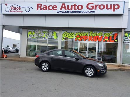 2015 Chevrolet Cruze 1LT (Stk: 16912) in Dartmouth - Image 1 of 20