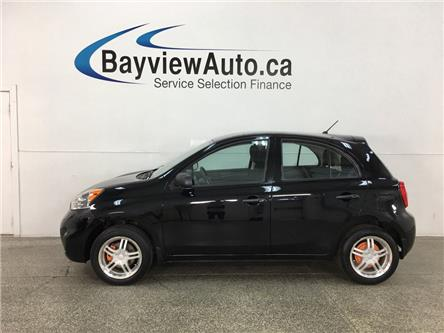 2018 Nissan Micra S (Stk: 35514W) in Belleville - Image 1 of 20