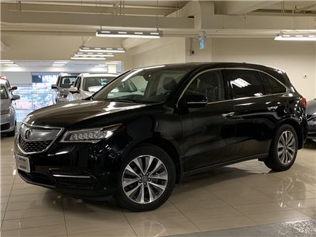 2016 Acura MDX Navigation Package (Stk: M12752A) in Toronto - Image 1 of 29