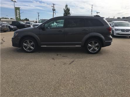 2017 Dodge Journey Crossroad (Stk: 19R13127A) in Devon - Image 1 of 11