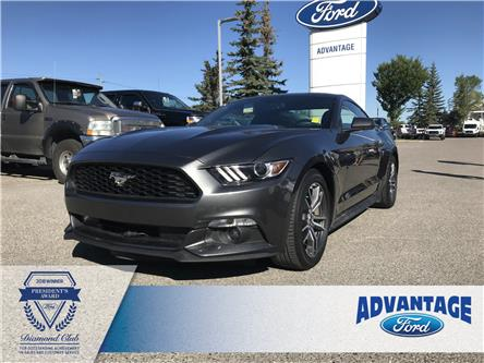 2017 Ford Mustang EcoBoost (Stk: 5292A) in Calgary - Image 1 of 23