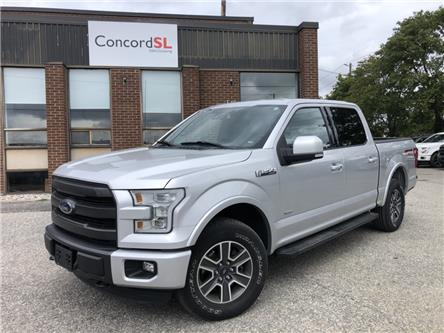 2015 Ford F-150 Lariat (Stk: C2995) in Concord - Image 1 of 5