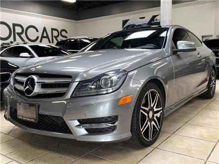 2013 Mercedes-Benz C350 Coupe (Stk: AP1966) in Vaughan - Image 1 of 25