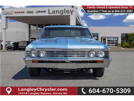 1967 Chevrolet Malibu  (Stk: EE909220A) in Surrey - Image 2 of 23