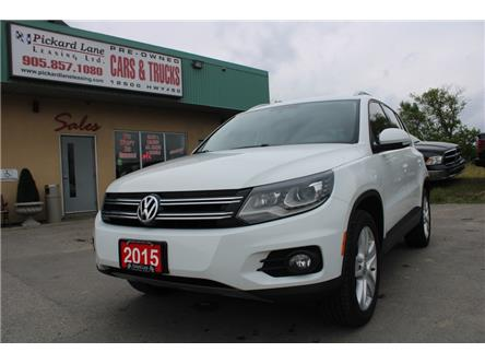 2015 Volkswagen Tiguan Highline (Stk: 559243) in Bolton - Image 1 of 31