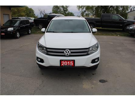 2015 Volkswagen Tiguan Highline (Stk: 559243) in Bolton - Image 2 of 31