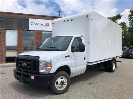 2018 Ford E-450 Cutaway Base (Stk: C3023) in Concord - Image 1 of 4