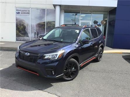 2019 Subaru Forester 2.5i Sport (Stk: S4008) in Peterborough - Image 1 of 18