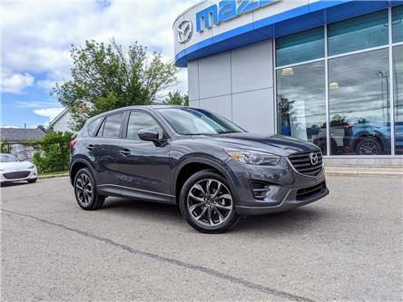 2016 Mazda CX-5 GT (Stk: 1591) in Peterborough - Image 1 of 24