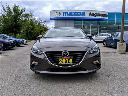 2016 Mazda Mazda3 GX (Stk: K7607A) in Peterborough - Image 2 of 13