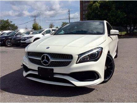 2018 Mercedes-Benz CLA 250 Base (Stk: P4725) in Ottawa - Image 1 of 26