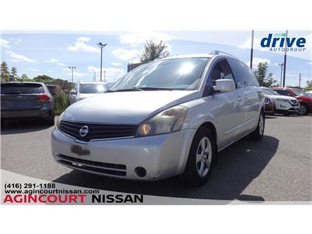 2007 Nissan Quest 3.5 S (Stk: KN123910A) in Scarborough - Image 1 of 13