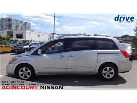 2007 Nissan Quest 3.5 S (Stk: KN123910A) in Scarborough - Image 2 of 13