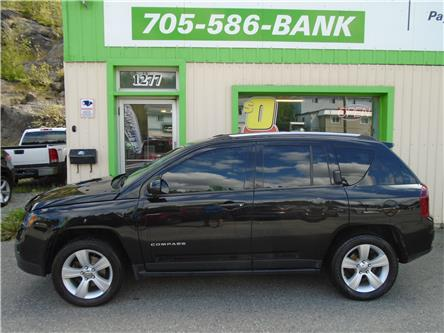 2015 Jeep Compass Sport/North (Stk: ) in Sudbury - Image 1 of 6