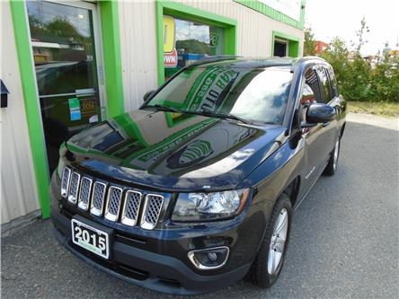2015 Jeep Compass Sport/North (Stk: ) in Sudbury - Image 2 of 6