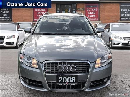 2008 Audi A4 2.0T Avant (Stk: ) in Scarborough - Image 2 of 25