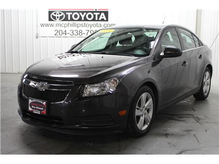 2014 Chevrolet Cruze DIESEL (Stk: S703463B) in Winnipeg - Image 1 of 25