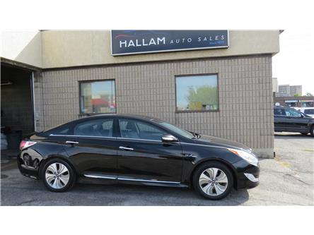 2013 Hyundai Sonata Hybrid Limited (Stk: ) in Kingston - Image 2 of 17