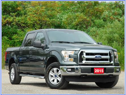 2015 Ford F-150 XLT (Stk: D94550BX) in Kitchener - Image 1 of 19