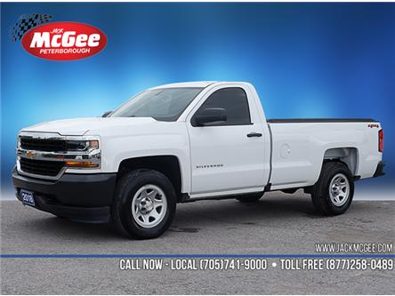 2018 Chevrolet Silverado 1500 WT (Stk: ) in Peterborough - Image 1 of 16