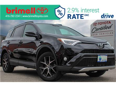 2016 Toyota RAV4 SE (Stk: 197277A) in Scarborough - Image 1 of 27