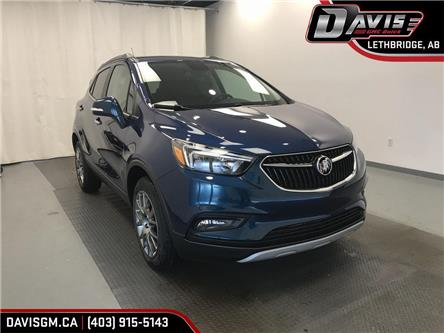 2019 Buick Encore Sport Touring (Stk: 208661) in Lethbridge - Image 1 of 25