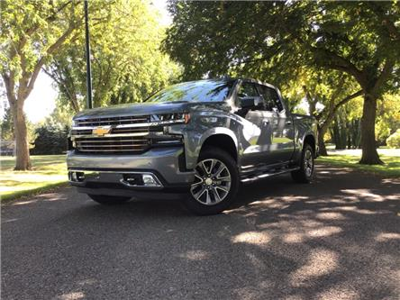 2019 Chevrolet Silverado 1500 High Country (Stk: 209477) in Brooks - Image 1 of 24