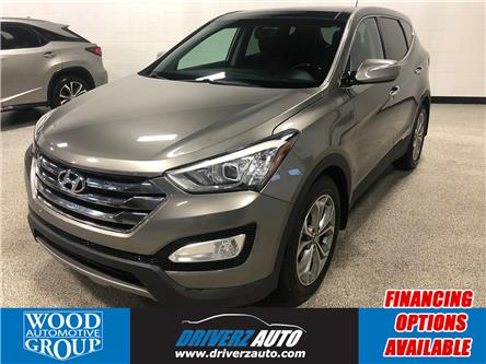 2013 Hyundai Santa Fe Sport 2.0T Limited (Stk: B12162) in Calgary - Image 1 of 16