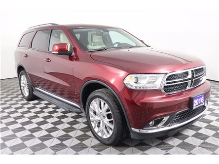 2016 Dodge Durango Limited (Stk: 119-271A) in Huntsville - Image 1 of 34