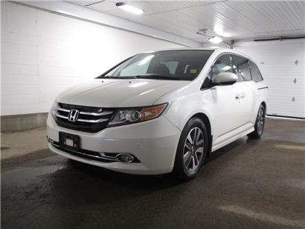 2016 Honda Odyssey Touring (Stk: F170887) in Regina - Image 1 of 35