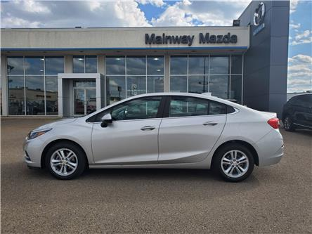 2016 Chevrolet Cruze LT Auto (Stk: M19311A) in Saskatoon - Image 1 of 22