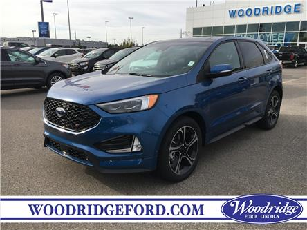 2019 Ford Edge ST (Stk: K-2509) in Calgary - Image 1 of 5