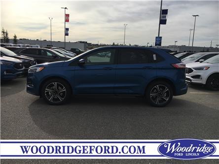 2019 Ford Edge ST (Stk: K-2509) in Calgary - Image 2 of 5