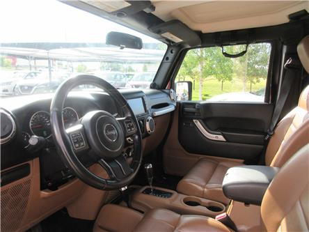 2011 Jeep Wrangler Unlimited Rubicon (Stk: 9514) in Okotoks - Image 2 of 21