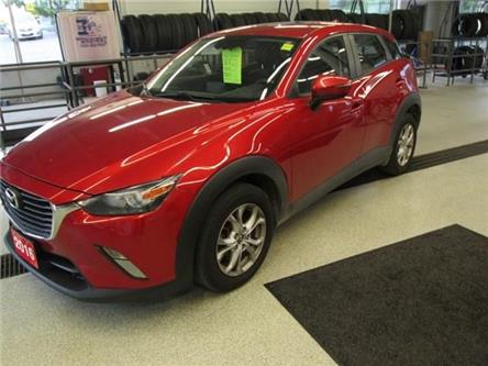 2016 Mazda CX-3 GS (Stk: M25852) in Gloucester - Image 1 of 15