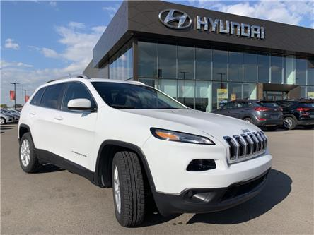 2017 Jeep Cherokee North (Stk: H2458B) in Saskatoon - Image 1 of 16